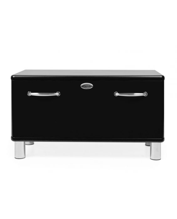 Malibu 5291 - Schuhschrank mit Sitzbank - Schwarz