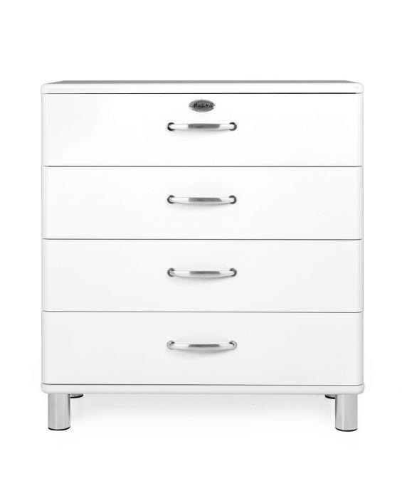 Malibu 5124 - Kommode - Schubladenschrank - Weiß