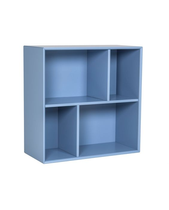 Regal - Cube - Blau