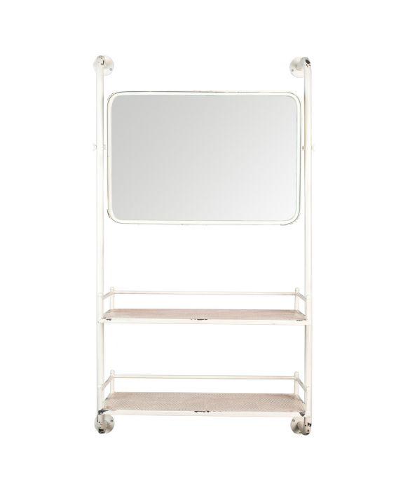 Wandregal - Barber Mirror