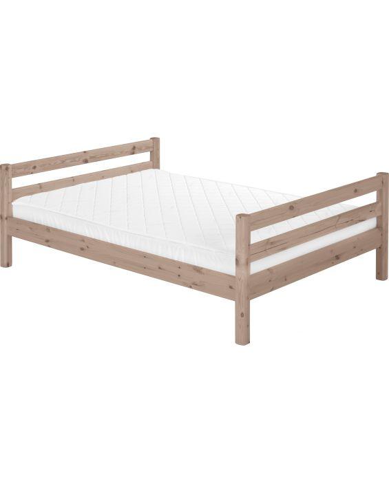 Classic - Bett 140 x 190 cm -Terra