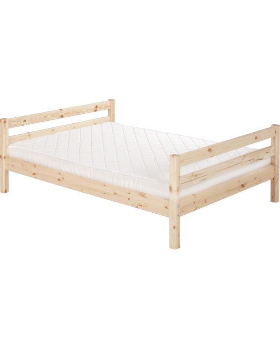 Classic - Bett 140 x 190 cm - Natur