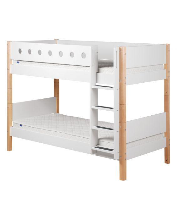 White - Etagenbett - 200 cm