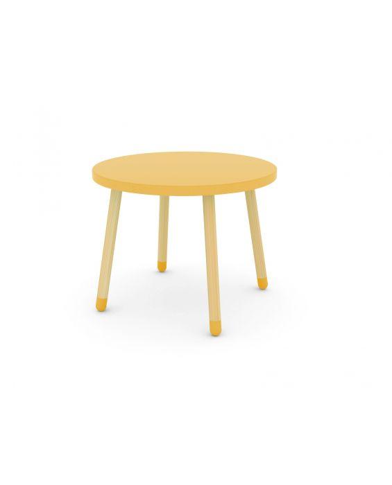 Play- Kindertisch - Gelb