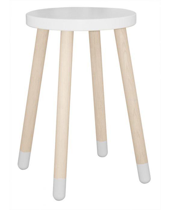Play- Kinderbeistelltisch - Weiß