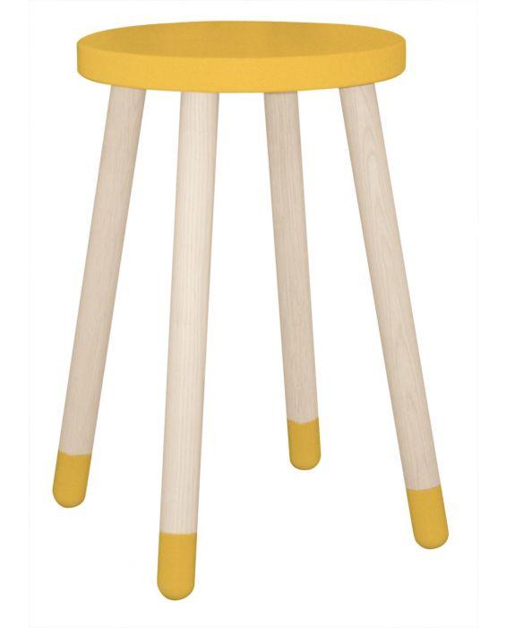 Play- Kinderbeistelltisch - Gelb
