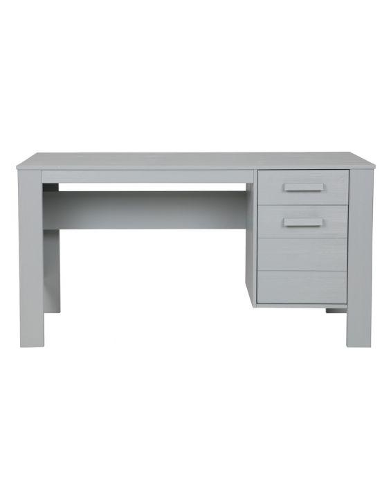Schreibtisch - Dennis - mit Ablage