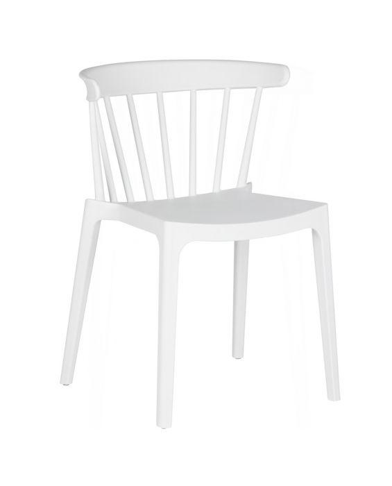 Gartenstuhl - Bliss - Weiß
