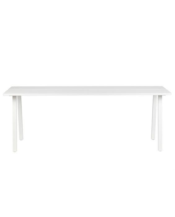 Esstisch - Triomf - 210 cm - Weiß