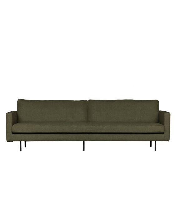 Sofa - Rodeo - Streched - 3-Sitzer - Grün