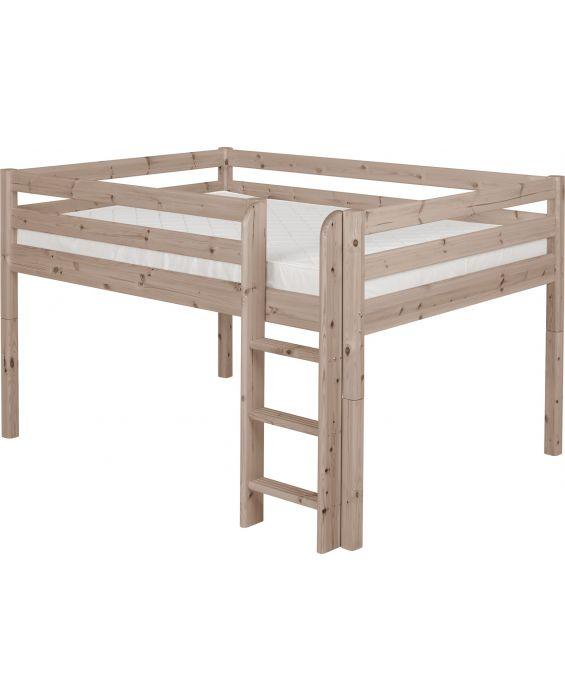 Classic - Halbhohes Bett 140 x 200 cm