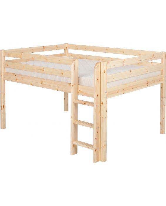 Classic - Halbhohes Bett 140 x 190 cm