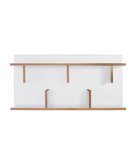 Regal - Bern 90cm - Weiß