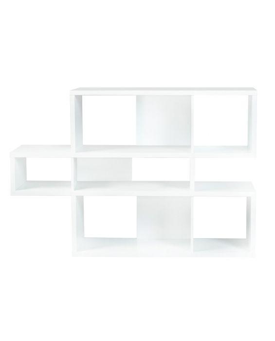 Regal - London 1 - Weiß