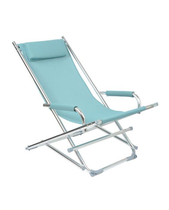 Beach Chair - Liegestuhl