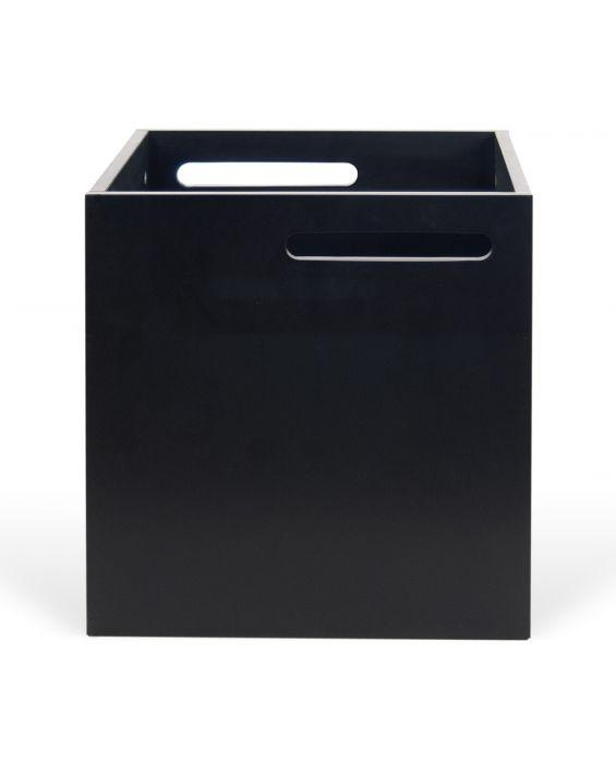 Aufbewahrungsbox - Berlin - Schwarz
