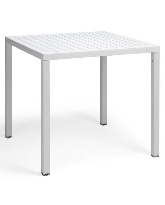 Gartentisch - Cube - 80x80