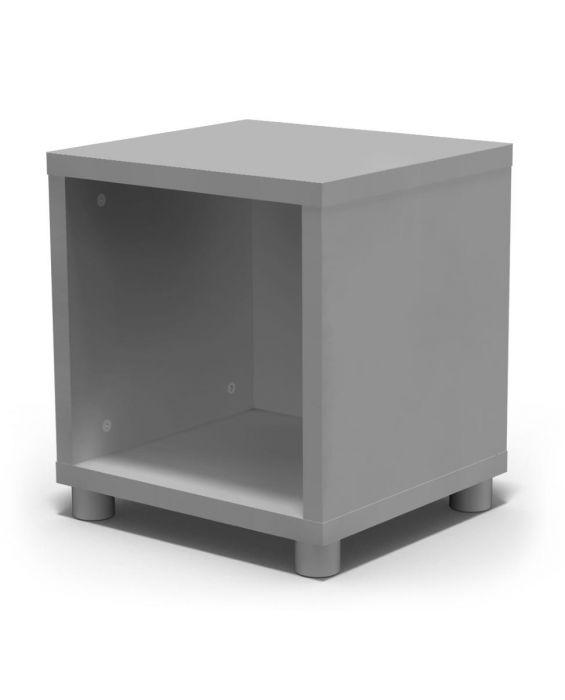Cubo - Regal -  Grau