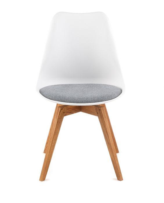 Davos - Stuhl - Weiß