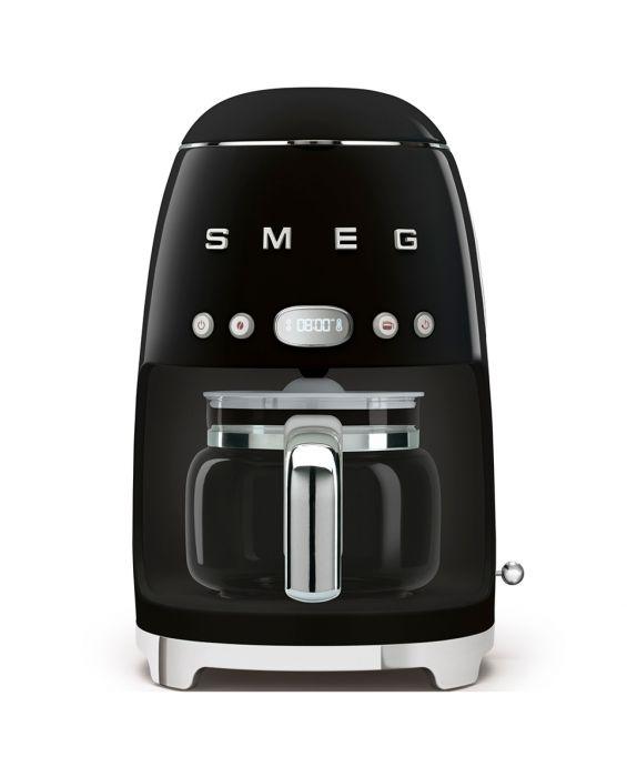 Smeg DCF01BLEU - Filterkaffeemaschine - Schwarz