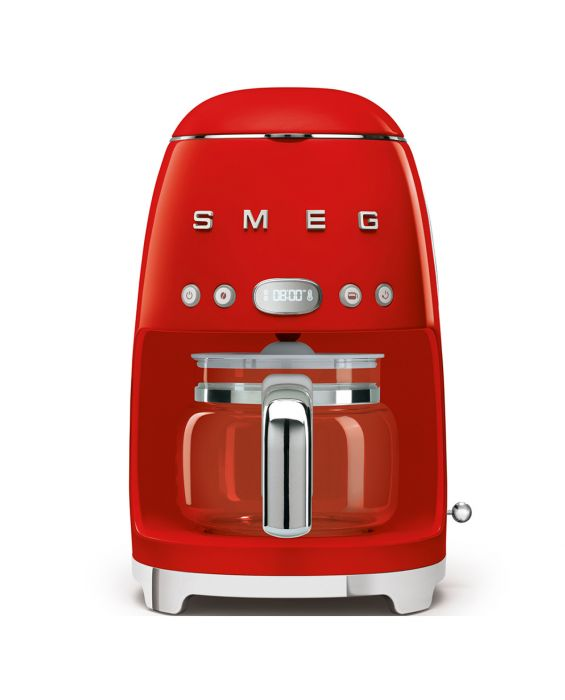 Smeg DCF01RDEU - Filterkaffeemaschine - Rot