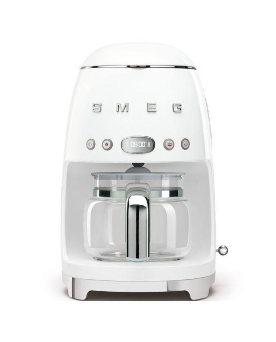 Smeg DCF01WHEU - Filterkaffeemaschine - Weiß