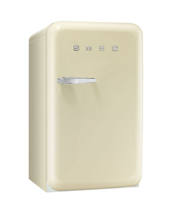 Smeg FAB10RP - Standkühlschrank - Creme