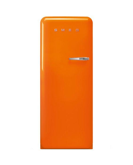 Smeg FAB28LOR3 - Standkühlschrank - Orange
