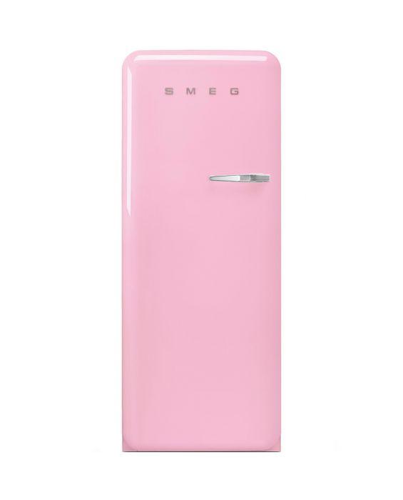 Smeg FAB28LPK3 - Standkühlschrank - Cadillac pink