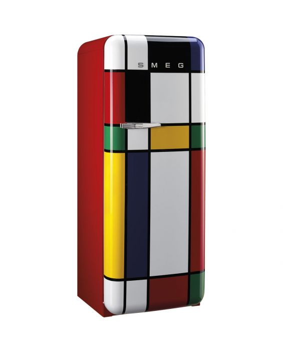 Smeg FAB28RDMC - Sondermodell - Multicolor
