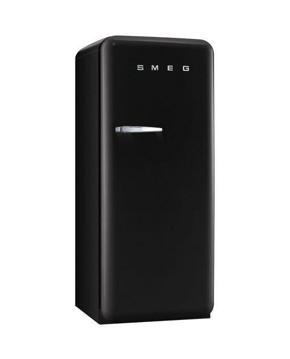 Smeg FAB28RNE1- Standkühlschrank - Schwarz