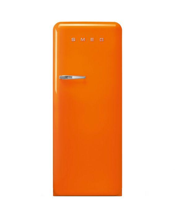 Smeg - FAB28ROR3 - Standkühlschrank - Orange