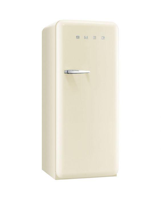 Smeg FAB28RP1 - Standkühlschrank - Creme