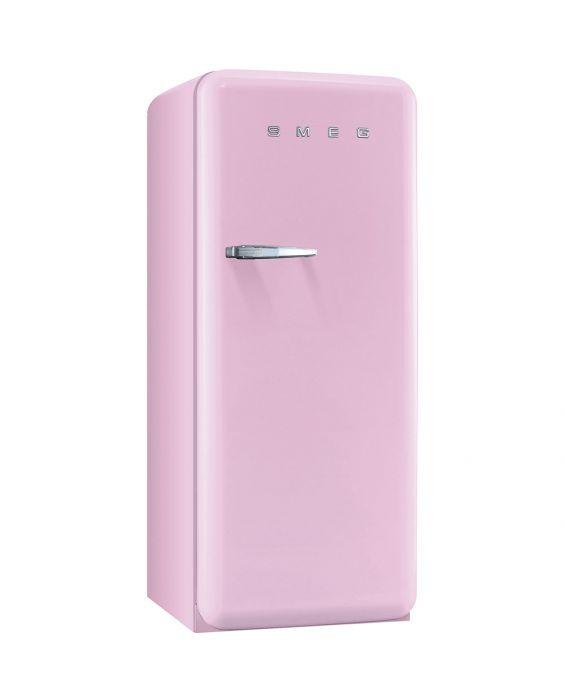 Smeg FAB28RRO1 - Standkühlschrank - Cadillac Pink