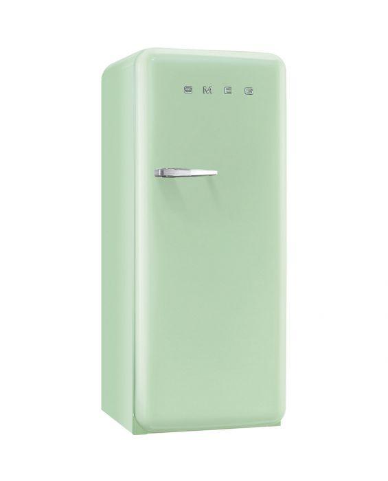 Smeg FAB28RV1 - Standkühlschrank - Pastellgrün