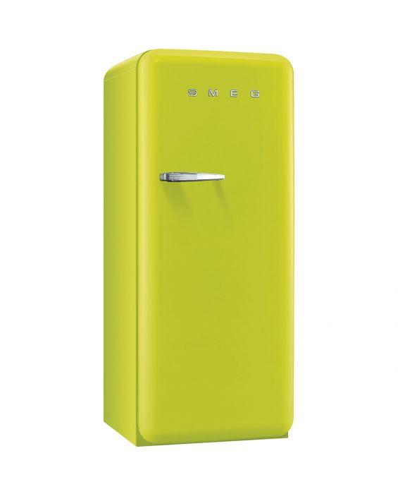 Smeg FAB28RVE1 - Standkühlschrank - Apfelgrün