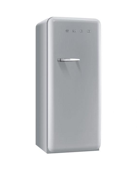Smeg FAB28RX1 - Standkühlschrank - Polarsilber Metallic