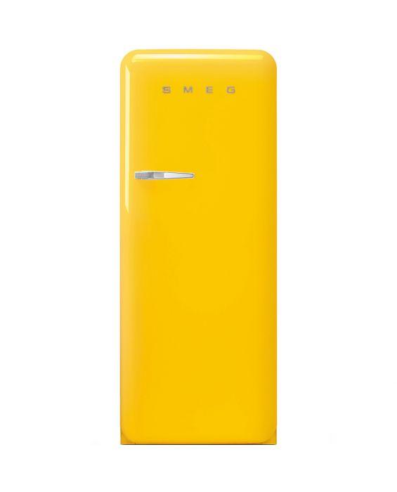 Smeg - FAB28RYW3 - Standkühlschrank - Gelb