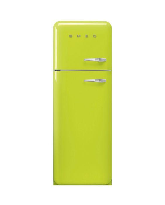 Smeg FAB30LVE1 - Standkühlgefrierkombination - Apfelgrün