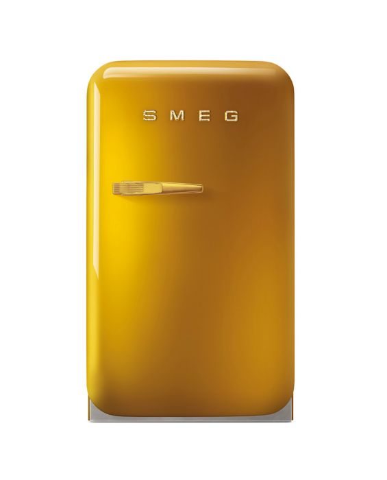Smeg FAB5RGO - Mini Bar - Gold