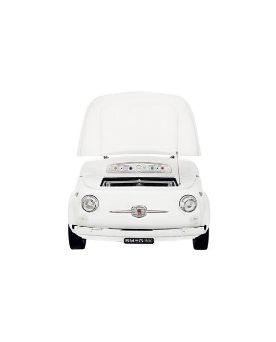 SMEG500B - Minibar - Weiß