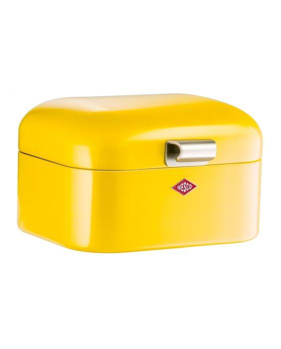 Grandy Mini - Retro Brotkasten - Lemonyellow