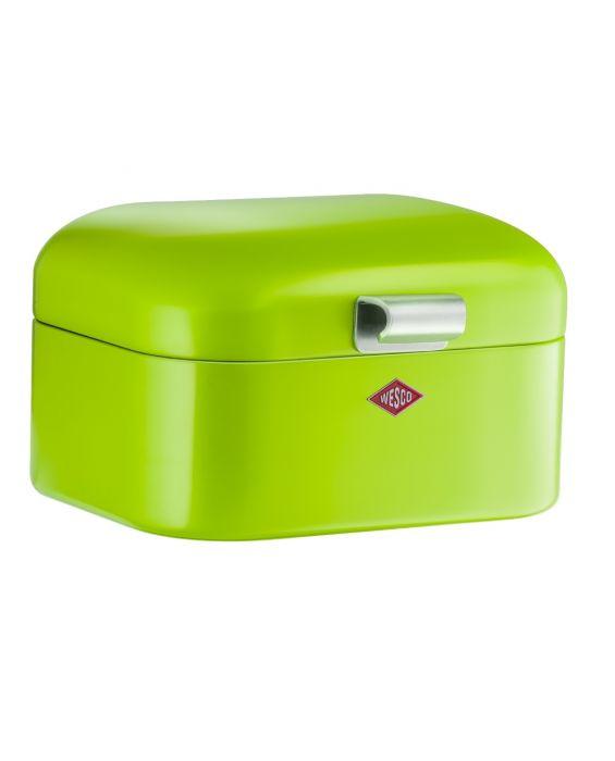 Grandy Mini - Retro Brotkasten - Limegreen