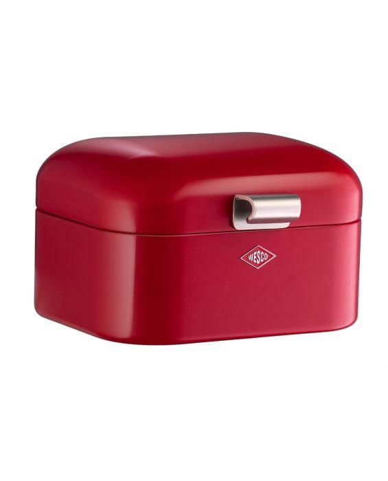 Grandy Mini - Retro Brotkasten - Rot
