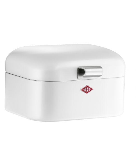 Grandy Mini - Retro Brotkasten - Weiß