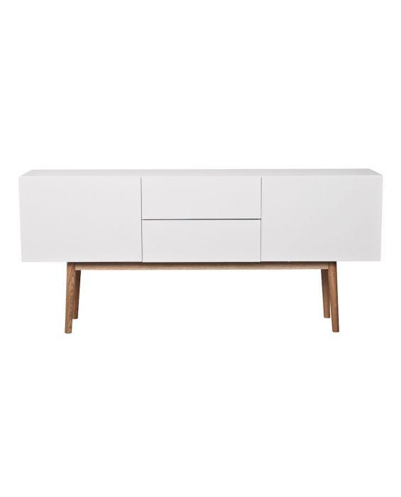 High On Wood - Sideboard mit 2 Türen und 2 Schubladen