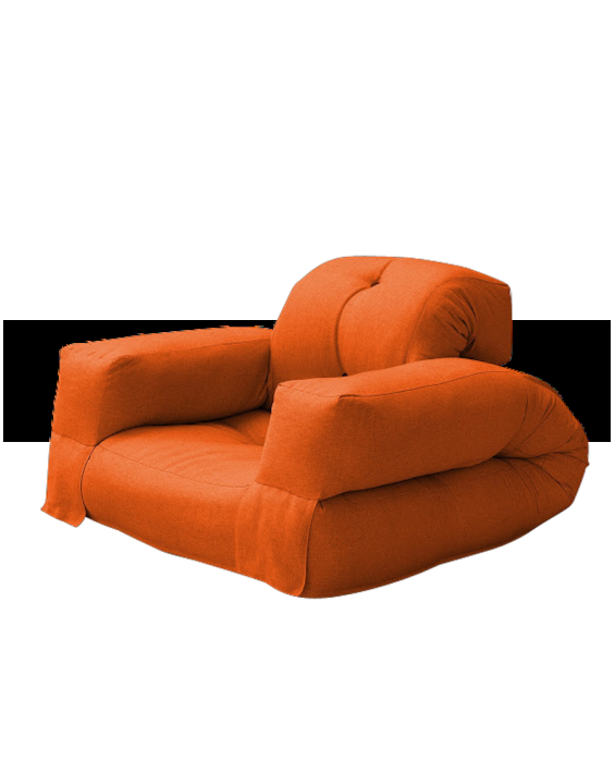 Arosa - Lounge Sessel - Orange