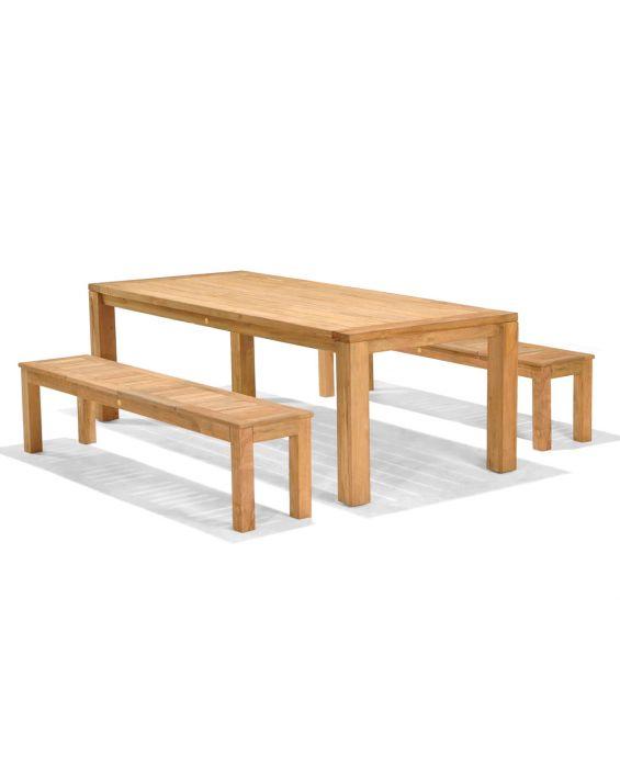 Set - Luna Sitzbank - 3-teilig