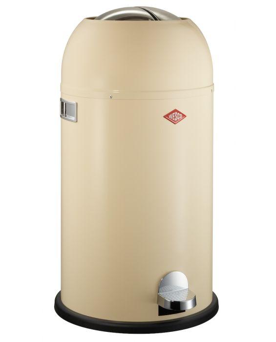 Kickmaster - 33 Liter - Mülleimer - Mandel