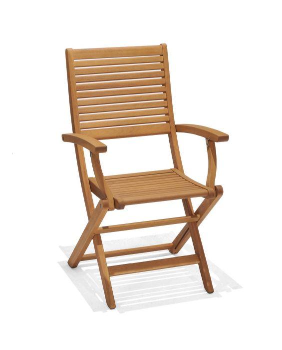Gartenklappstuhl - Pina - 2er Set